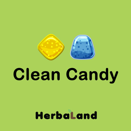 clean candy